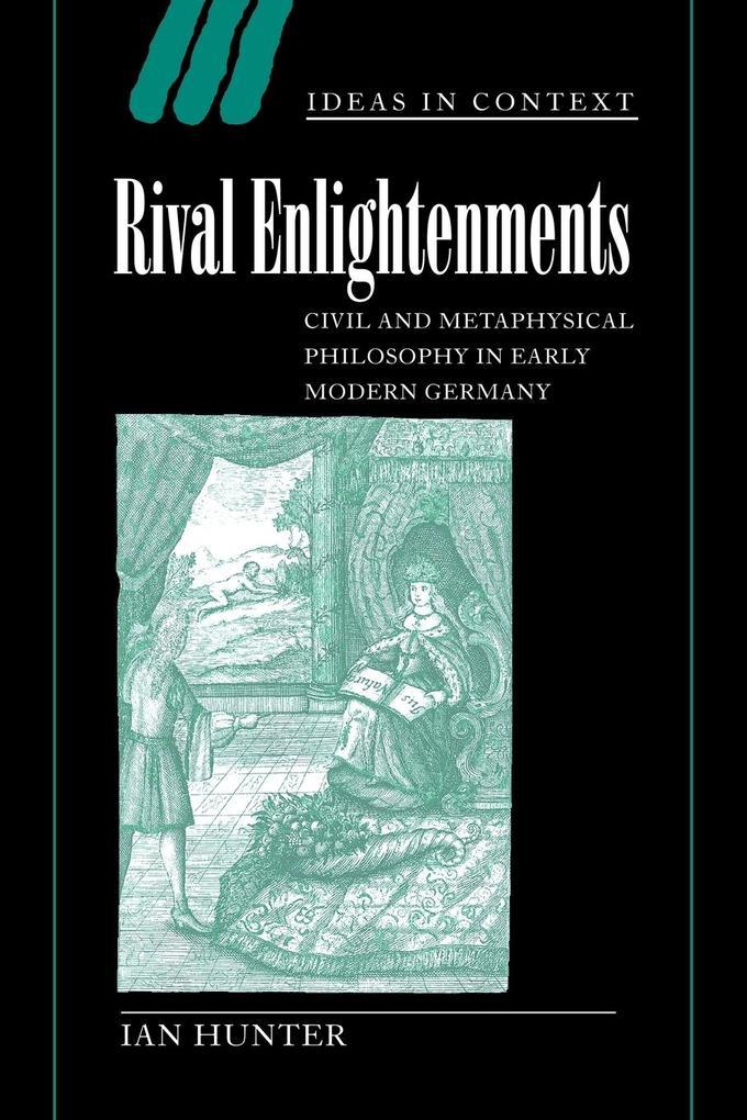 Rival Enlightenments als Taschenbuch