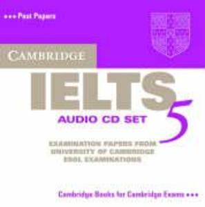 Cambridge Ielts 5 Audio CDs als CD