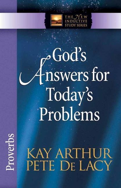 God's Answers for Today's Problems: Proverbs als Taschenbuch