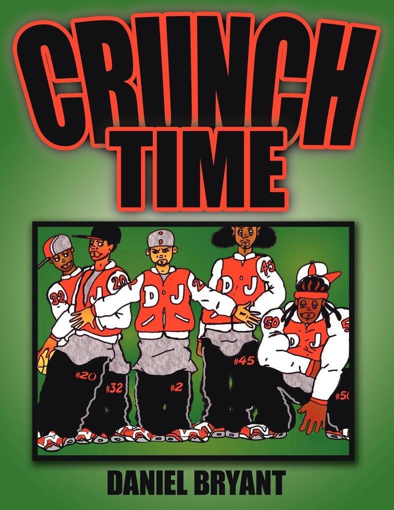 """""""Crunch Time"""" als Taschenbuch"""