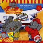 Benjamin Blümchen 009. hat Geburtstag. CD