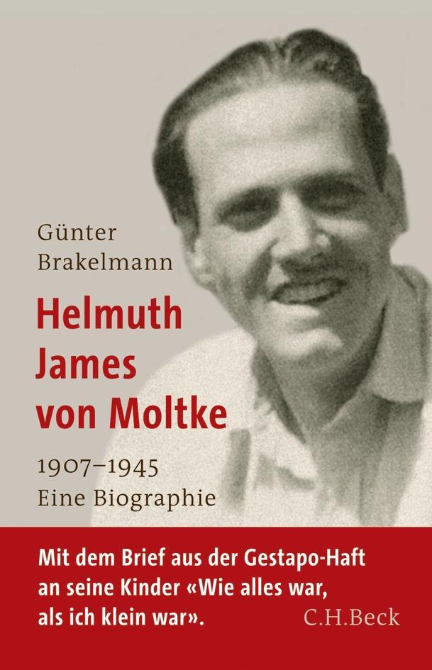 Helmuth James von Moltke als Buch (gebunden)
