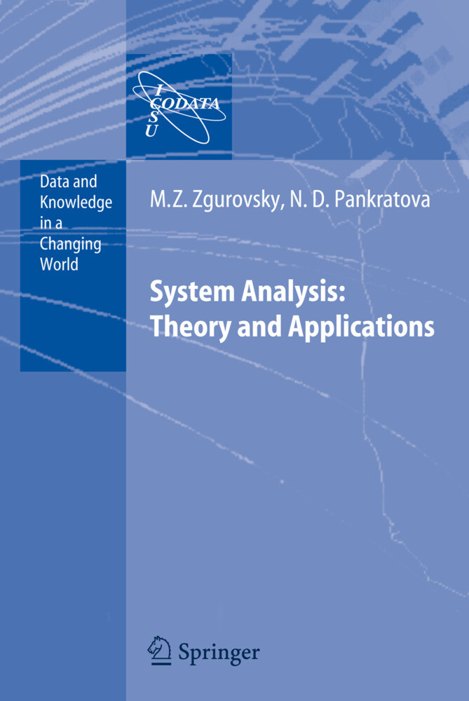 System Analysis: Theory and Applications als Buch (gebunden)
