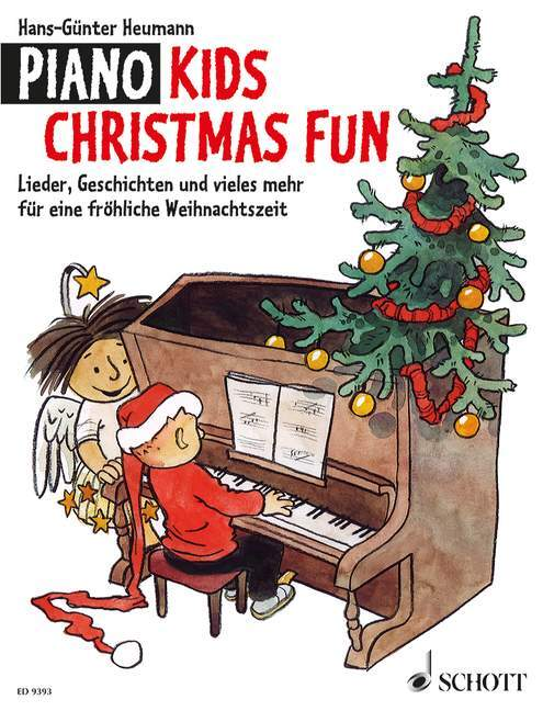 Piano Kids Christmas Fun als Buch (geheftet)