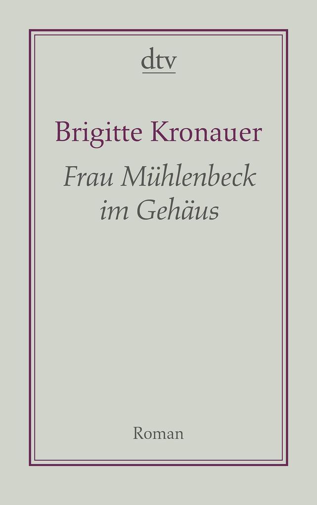 Frau Mühlenbeck im Gehäus als Taschenbuch