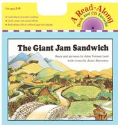 The Giant Jam Sandwich Book & CD [With CD]