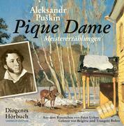 Pique Dame, 4 Audio-CD