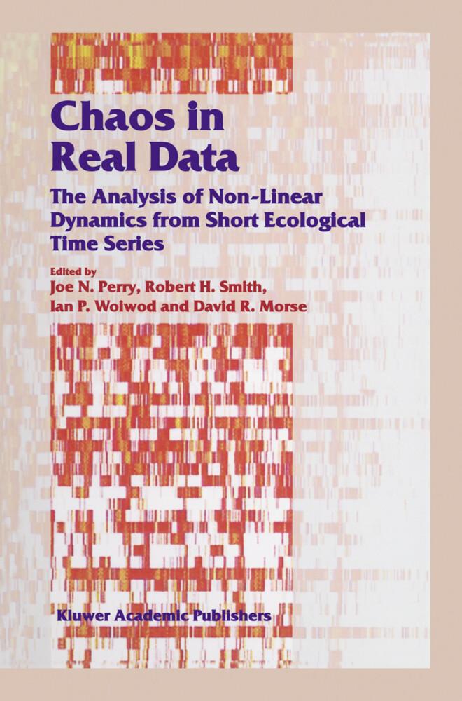 Chaos in Real Data als Buch (gebunden)