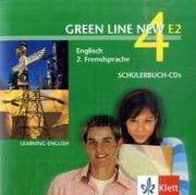 Green Line New E2 4. Audio CD