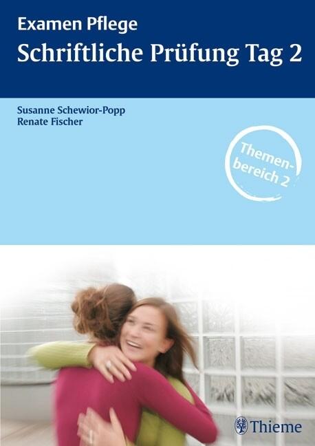 Examen Pflege. Schriftliche Prüfung Tag 2 als Buch (kartoniert)