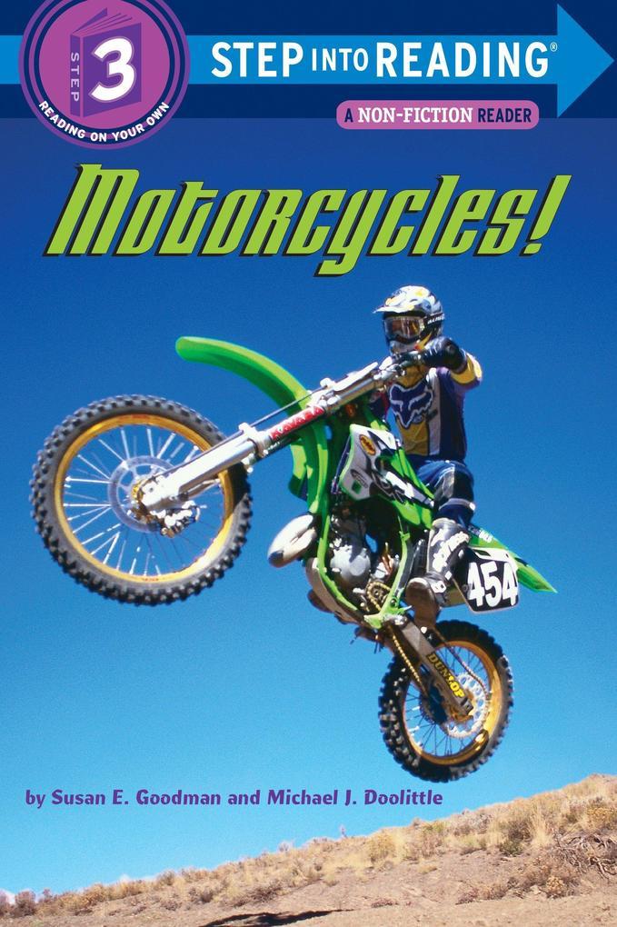 Motorcycles! als Taschenbuch