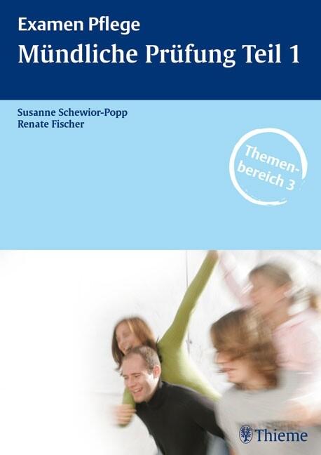 Examen Pflege. Mündliche Prüfung Teil 1 als Buch (kartoniert)