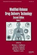 Modified-Release Drug Delivery Technology