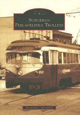 Suburban Philadelphia Trolleys als Taschenbuch