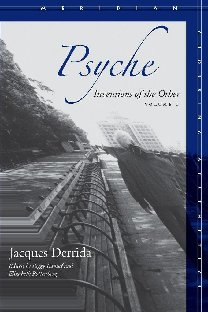 Psyche, Volume 1: Inventions of the Other als Taschenbuch