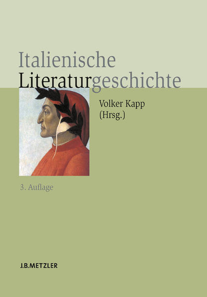 Italienische Literaturgeschichte als Buch (gebunden)