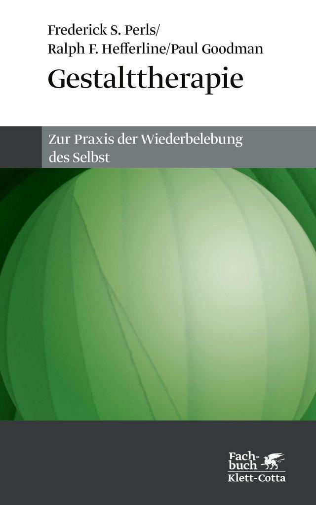 Gestalttherapie als Buch (kartoniert)
