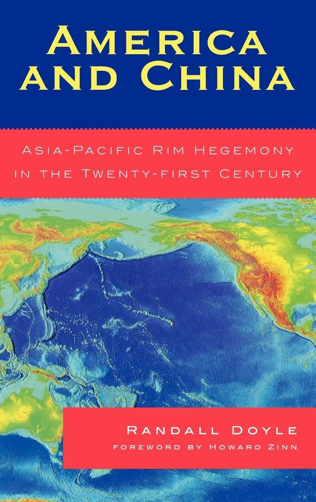 America and China als Buch (gebunden)