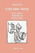 Journal of the Early Book Vol. 10