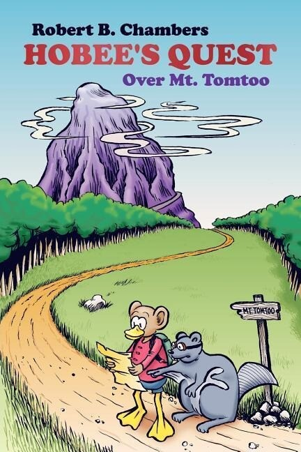 Hobee's Quest: Over Mt. Tomtoo als Taschenbuch