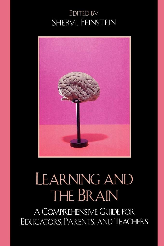 Learning and the Brain als Taschenbuch