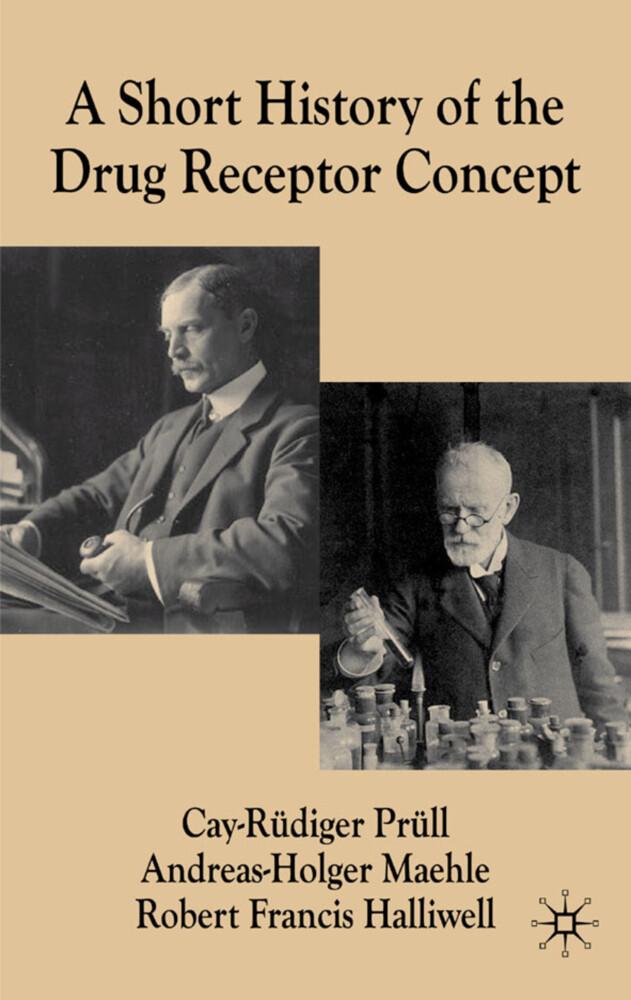 A Short History of the Drug Receptor Concept als Buch (gebunden)