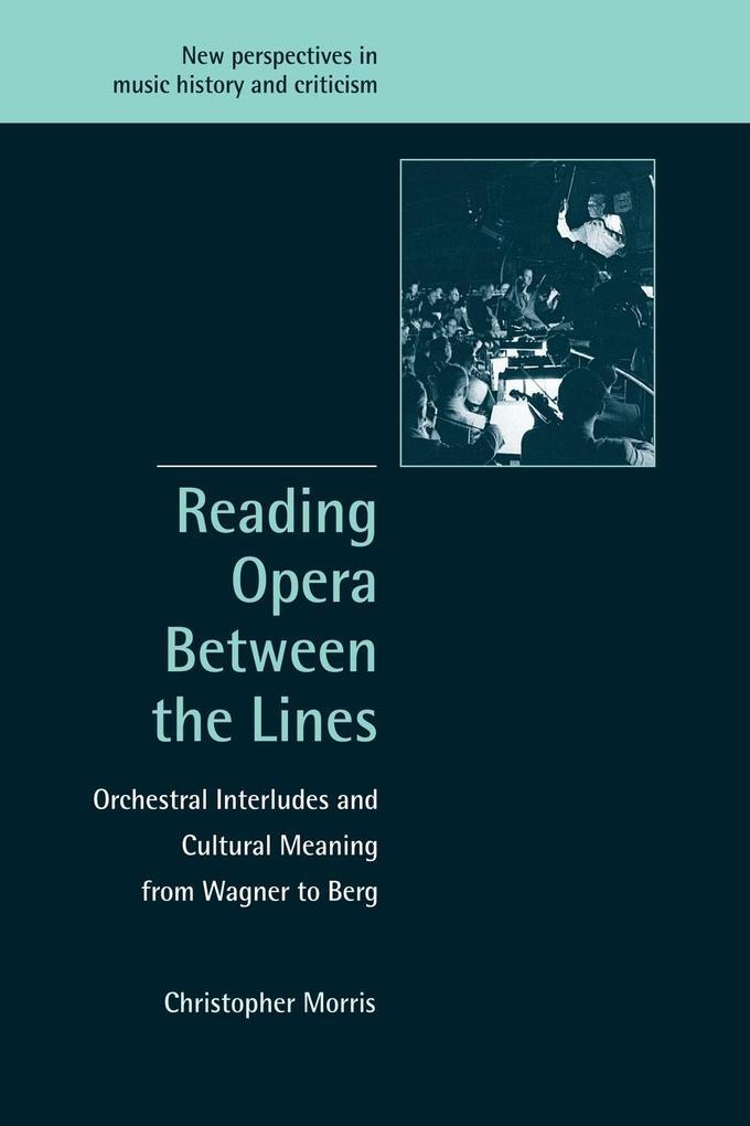 Reading Opera Between the Lines als Taschenbuch
