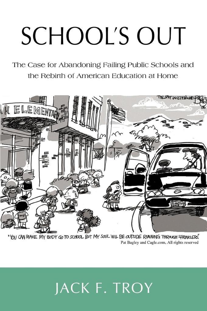 School's Out als Taschenbuch