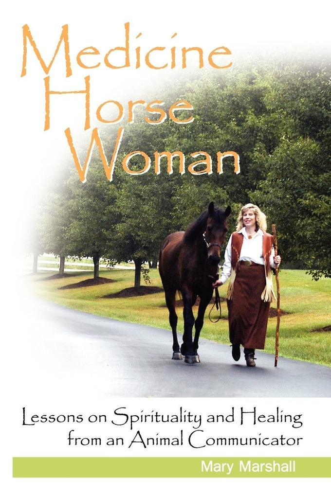 Medicine Horse Woman als Taschenbuch