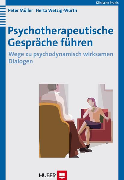 Psychotherapeutische Gespräche führen als Buch (kartoniert)