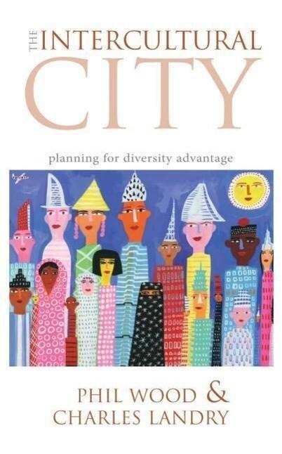 The Intercultural City als Taschenbuch