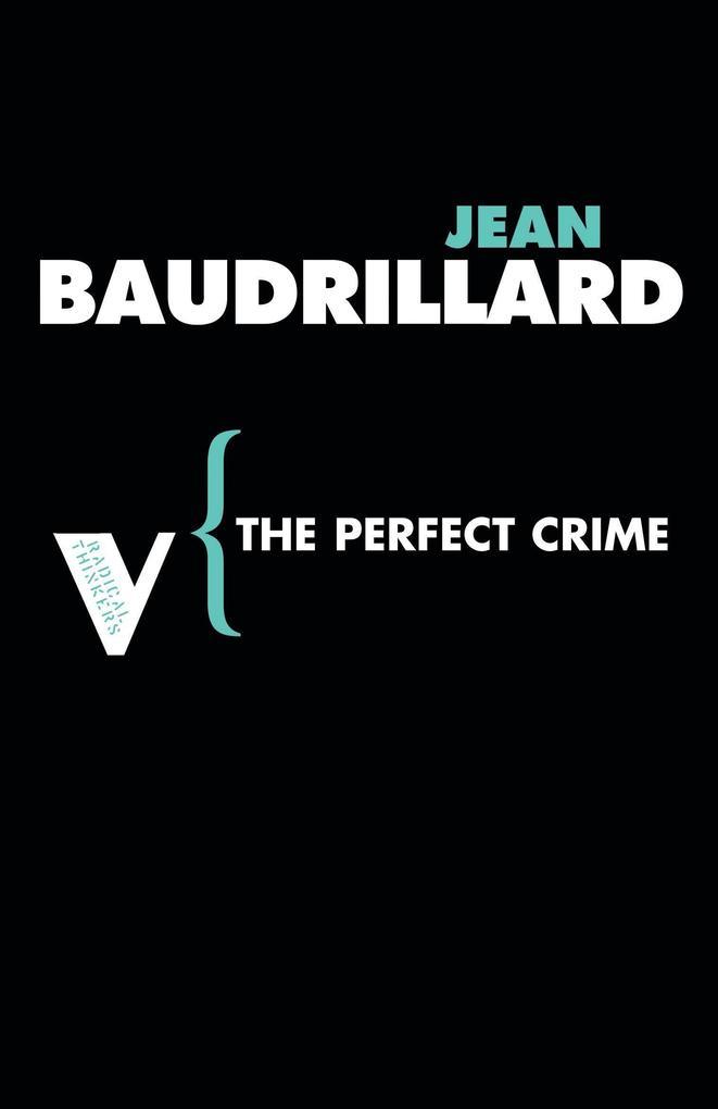 The Perfect Crime als Taschenbuch
