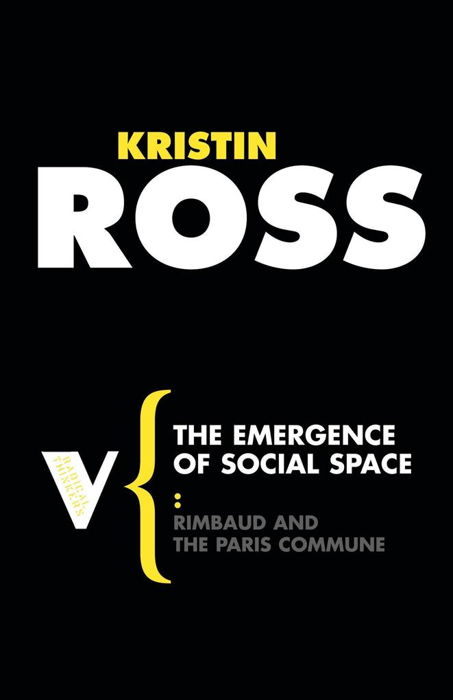 The Emergence of Social Space als Taschenbuch