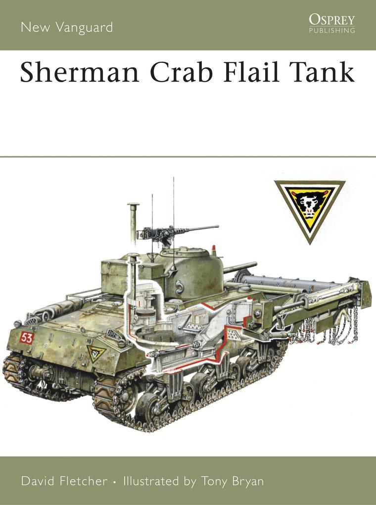 Sherman Crab Flail Tank als Taschenbuch