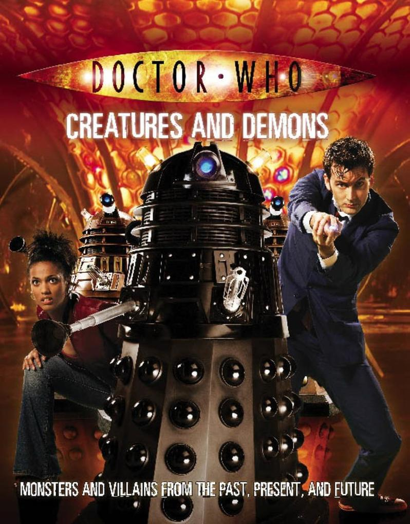 Doctor Who: Creatures and Demons als Taschenbuch