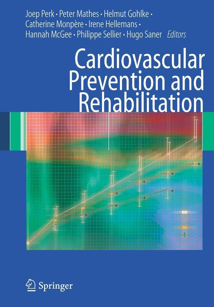 Cardiovascular Prevention and Rehabilitation als Buch (kartoniert)