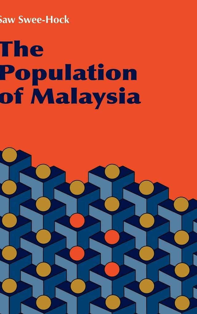 The Population of Malaysia als Buch (gebunden)