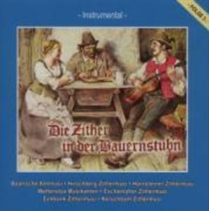 Zither In Der Bauernstub'n 3 als CD