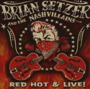 Red Hot & Live als CD