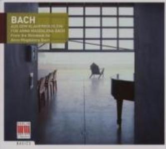 Aus Dem Klavierbüchlein Für Anna Magdalena Bach als CD