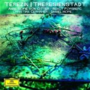 TEREZIN-THERESIENSTADT als CD