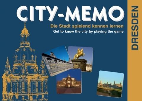 City-Memo, Dresden (Spiel) als Spielware