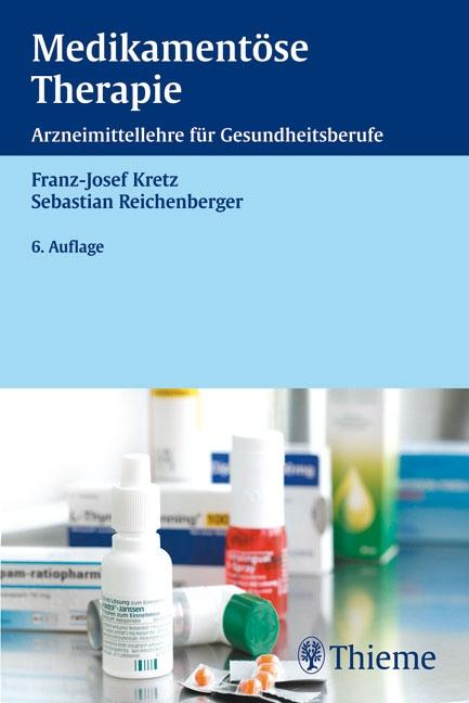 Medikamentöse Therapie als Buch (kartoniert)