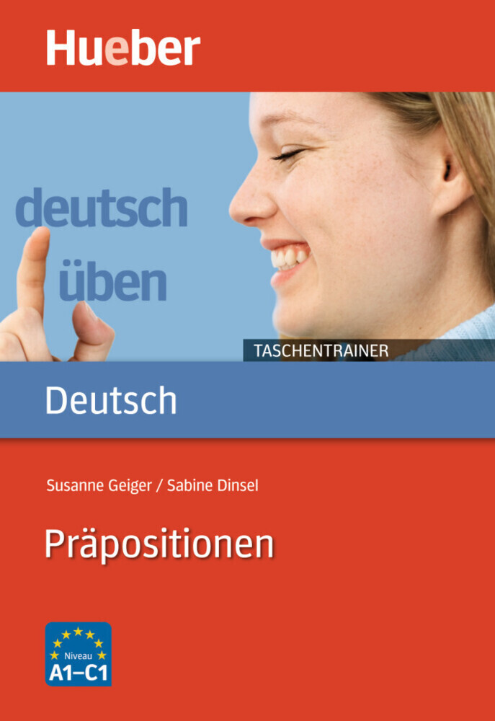 Deutsch üben Taschentrainer. Präpositionen als Buch (kartoniert)