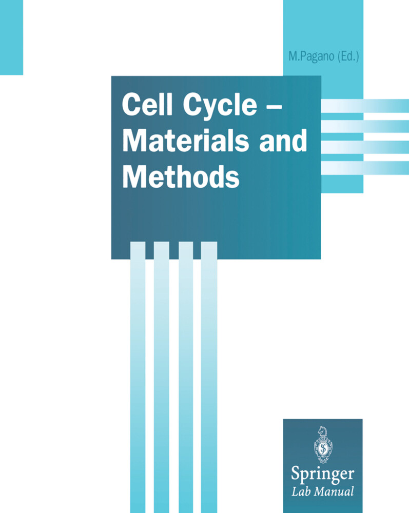 Cell Cycle - Materials and Methods als Buch (kartoniert)