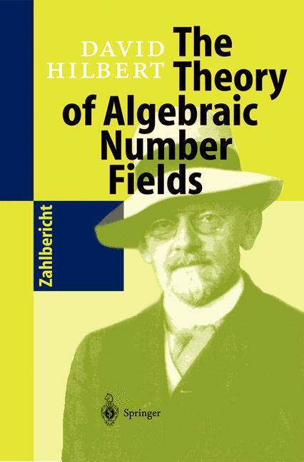 The Theory of Algebraic Number Fields als Buch (gebunden)