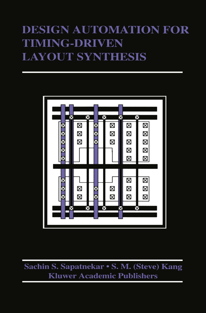 Design Automation for Timing-Driven Layout Synthesis als Buch (gebunden)