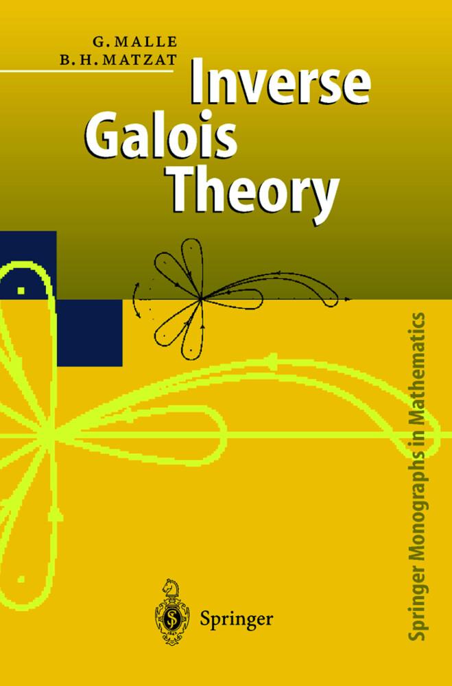 Inverse Galois Theory als Buch (gebunden)