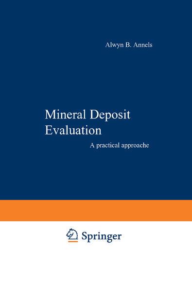 Mineral Deposit Evaluation als Buch (gebunden)
