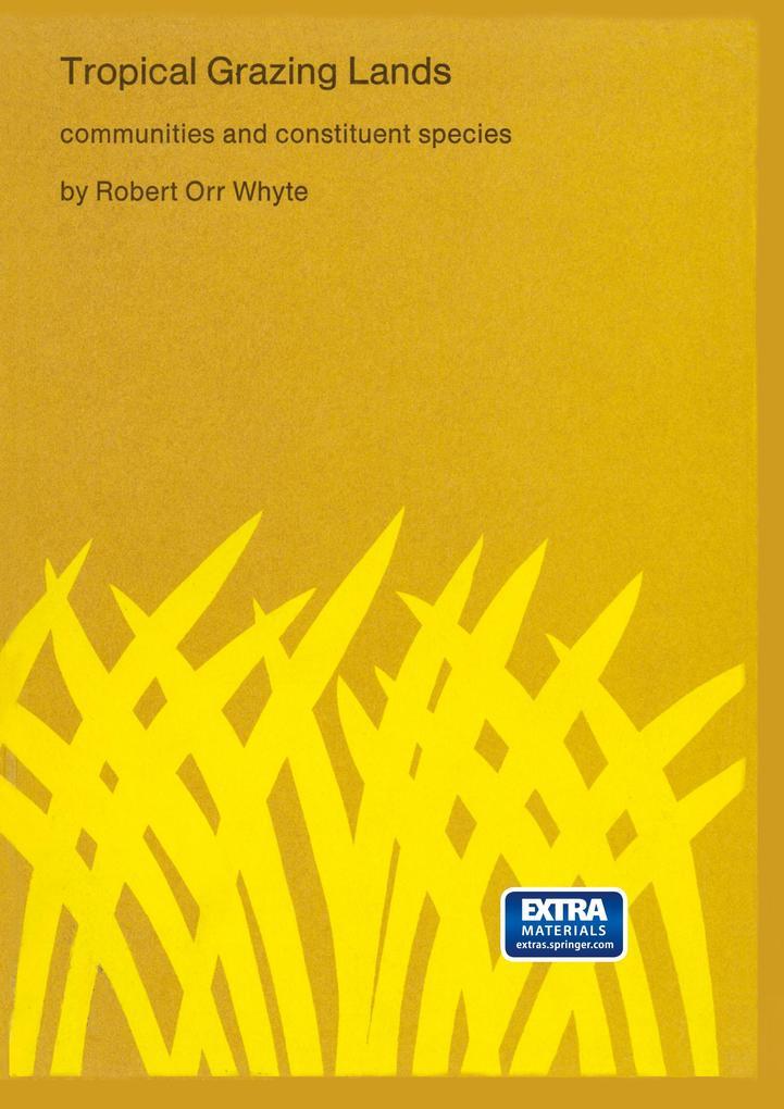 Tropical Grazing Lands als Buch (kartoniert)